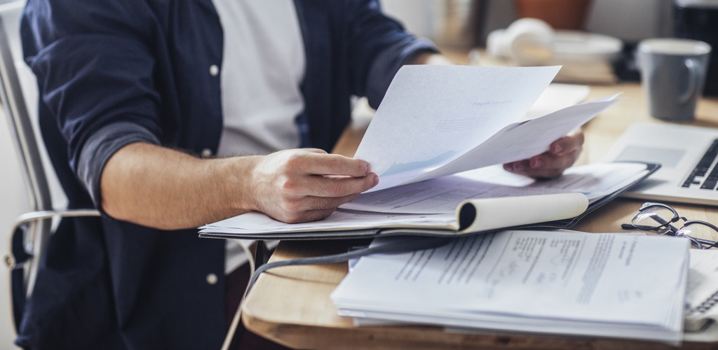 How to Make Sense of Your Paperwork? Why not hire a lawyer…